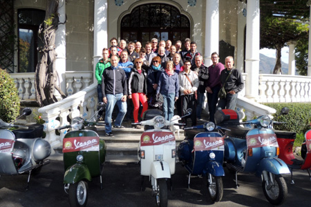 Vespa Club Saint Vincent